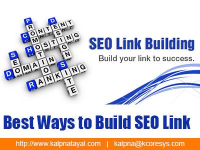 Build SEO Link