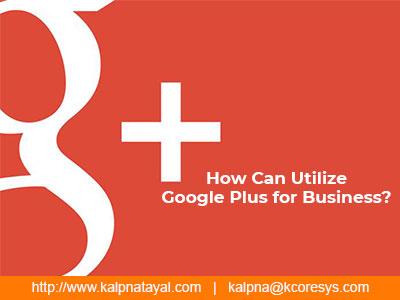 Google Plus services