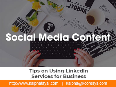 LinkedIn Services for Business