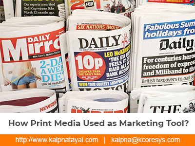 print media marketing