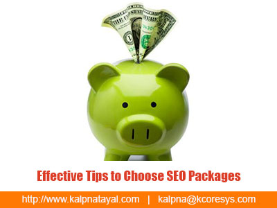 Effective Tips to Choose SEO Packages