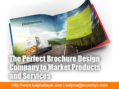 The Perfect Brochure Design Company to Market Products and Services