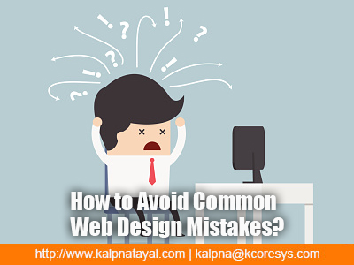 How to Avoid Common Web Design Mistakes?