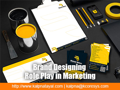 Brand Designing Role Play in Marketing