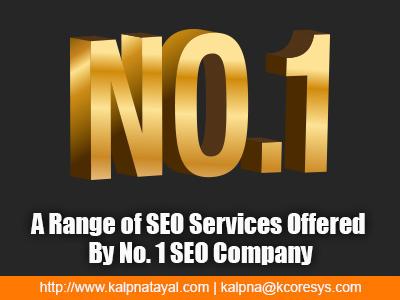 No. 1 SEO Company