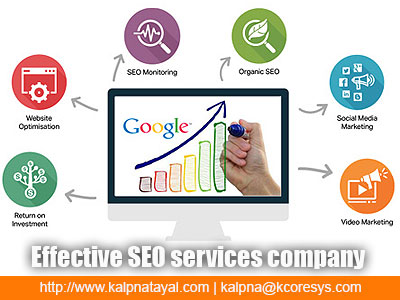 Best Effective SEO services company - Kalpna Tayal Blog