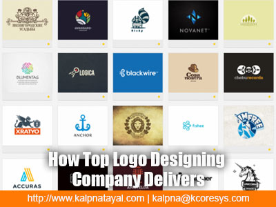 How Top Logo Designing Company Delivers