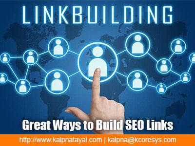 Great Ways to Build SEO Links